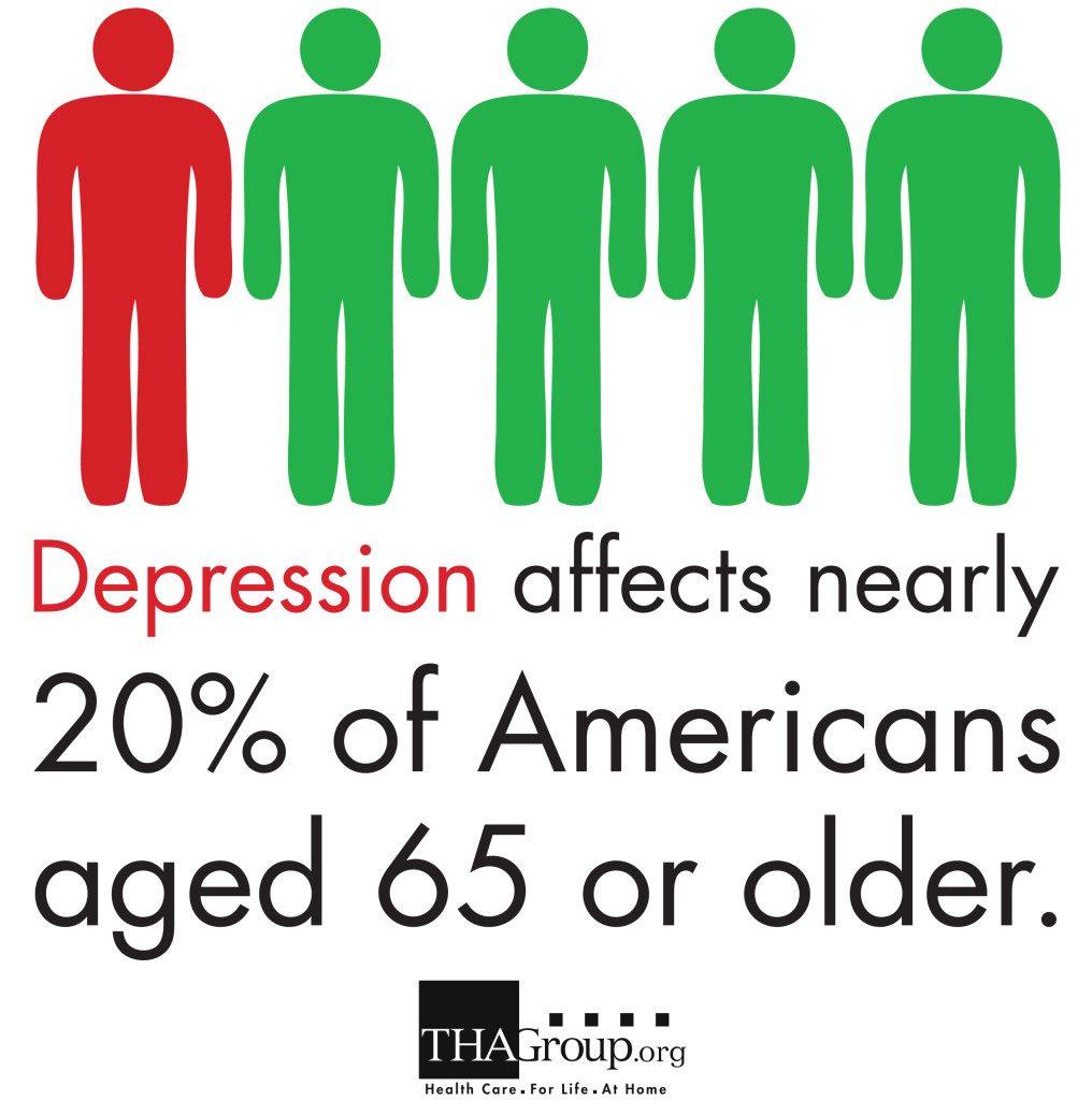 elderly depression factoid